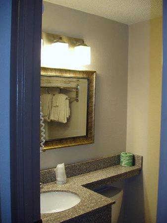 The Lodge at Chalk Hill: Bathroom