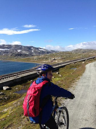 Rallarvegen (The Navvy Road)