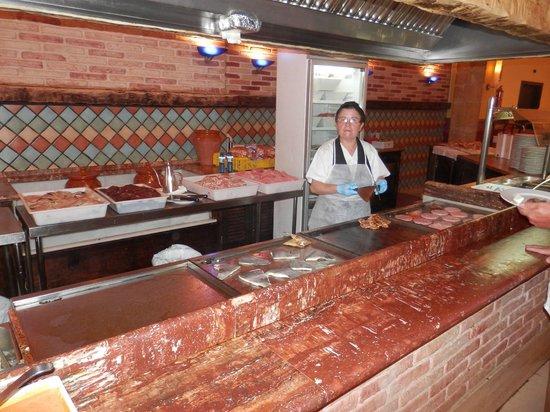 Evenia Zoraida Park : show cooking