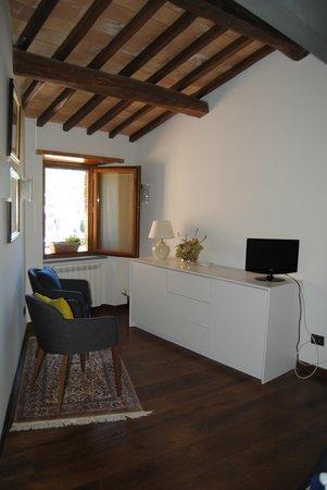 """B&B del Prato : Particolare della ... """"nostra camera"""""""