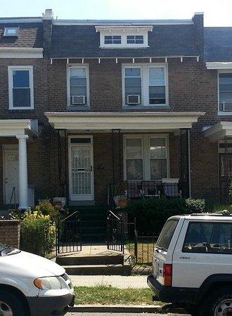 Eugene Allen Resident: Eugene Allen Residence