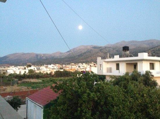 #ICandy Apartments Malia: View from apartment