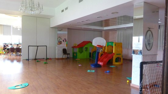 Melia Alicante : Play room