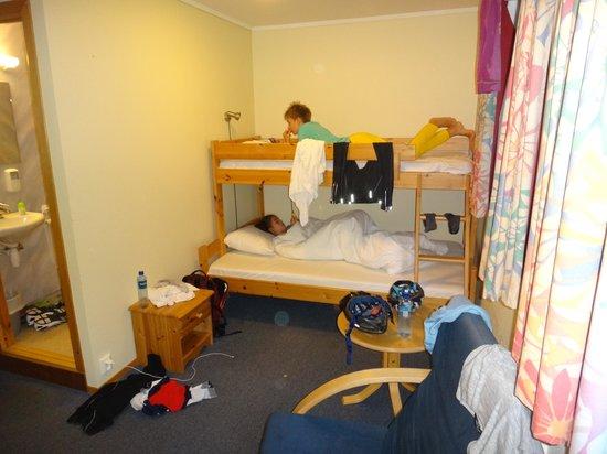 Heimly Pensjonat: the room