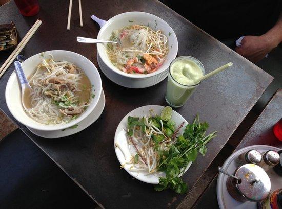 Dinner at Pho Kim