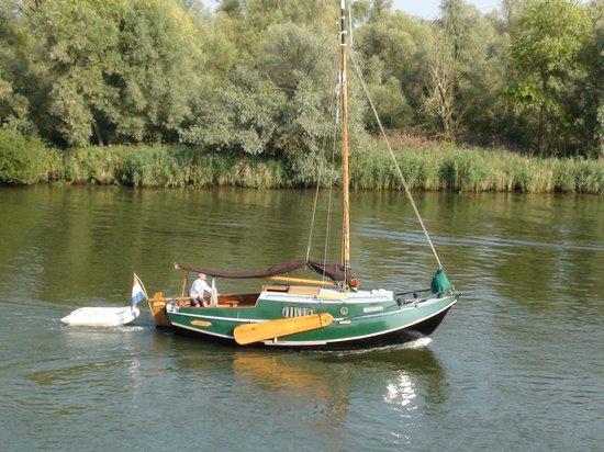 De Zilvermeeuw - Boat Tour Brabantse Biesbosch