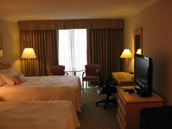 Hampton Inn & Suites Downtown Vancouver: Super clean room