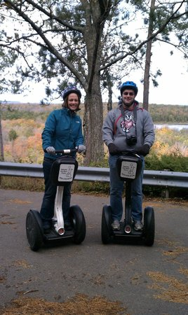 Glide N.E.W. LLC - Segway the Door Tours: Peninsula State Park- Our most popular tour