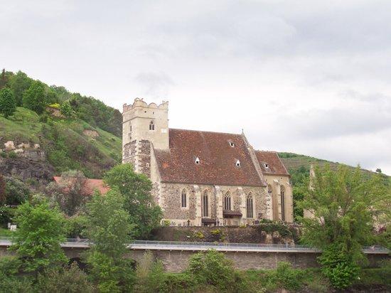 Wachau Valley: Wehrkirche St. Michael