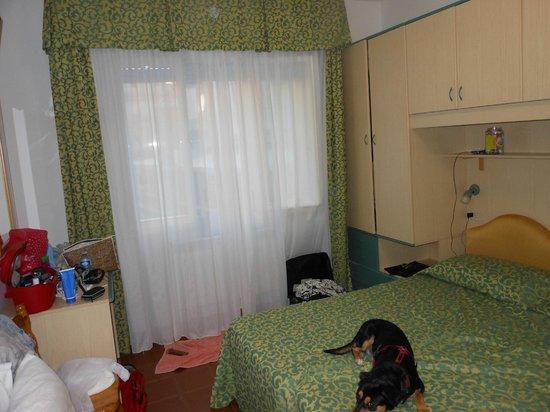 Hotel Villa Bruna : camera