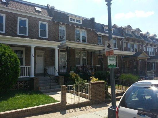 Eugene Allen Resident: View of property