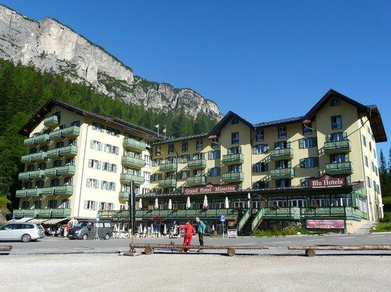 Grand Hotel Misurina: BEL HOTEL MAIS REPAS MEDIOCRES