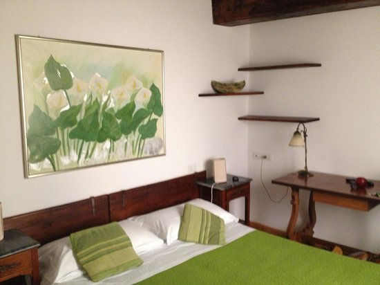 B&B Bonsignori: Green Room