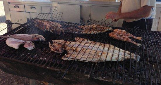 Restaurante Sueste : Excelente parrillero