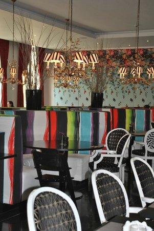 Sandton Grand Hotel Reylof: Dining Room