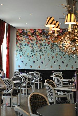 Sandton Grand Hotel Reylof: Dining Roon