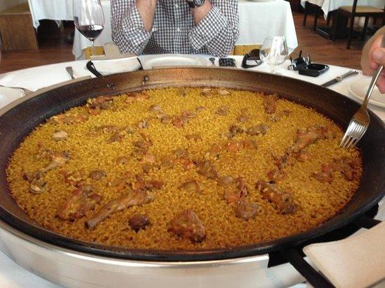Restaurante Elias: Arroz