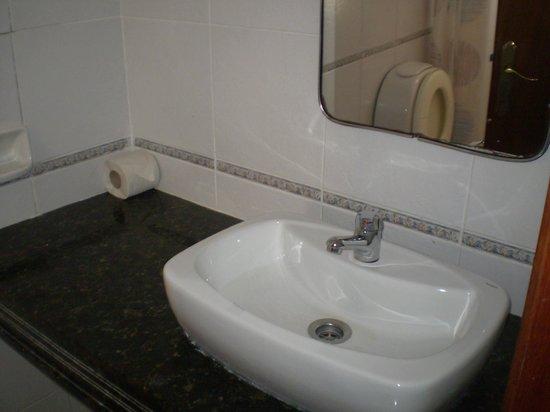 San Remo Terrazas Hotel : Baño