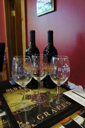 Barrel Springs Winery: wines
