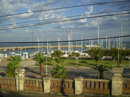 San Remo Terrazas Hotel : Vista desde el comedor