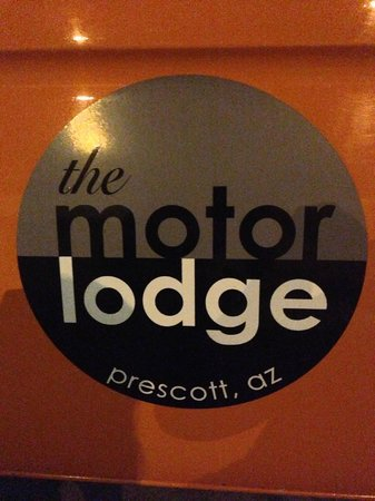 The Motor Lodge: Cool factor is super here!