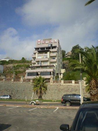 San Remo Terrazas Hotel : hotel desde rambla