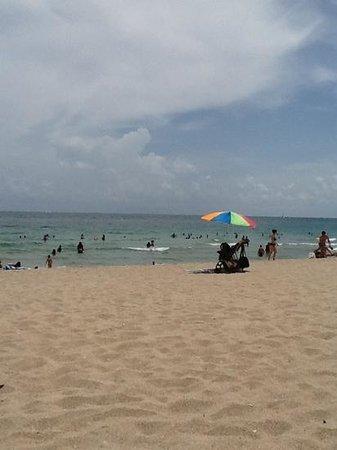 Sonesta Fort Lauderdale Beach: view from room