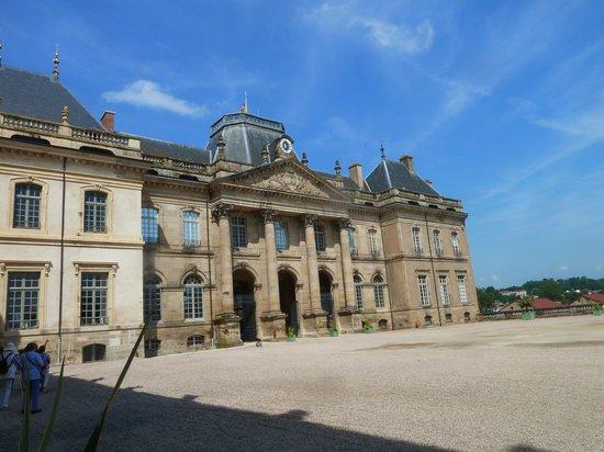 Le Chateau de Luneville: Cour d'Honneur