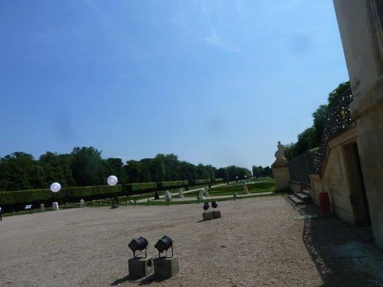 Le Chateau de Luneville: Park