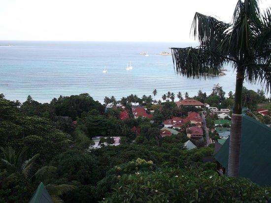 View over bay Mango Lodge
