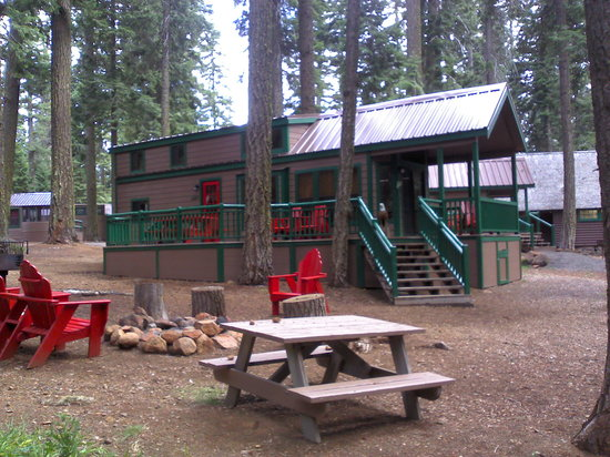 Lake of the Woods Resort: Cabin 14 for family group