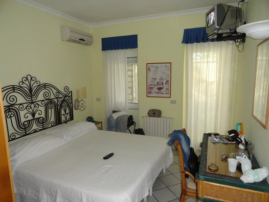 Hotel Nautilus : camera