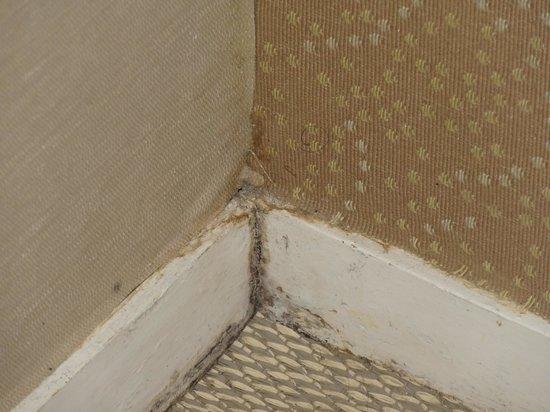 Mercure Cabourg Hippodrome : l etat des angles de la chambre en dit long