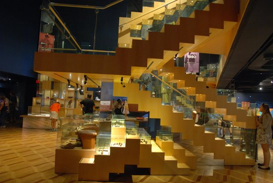 Bata Shoe Museum: Impressive Architecture Inside