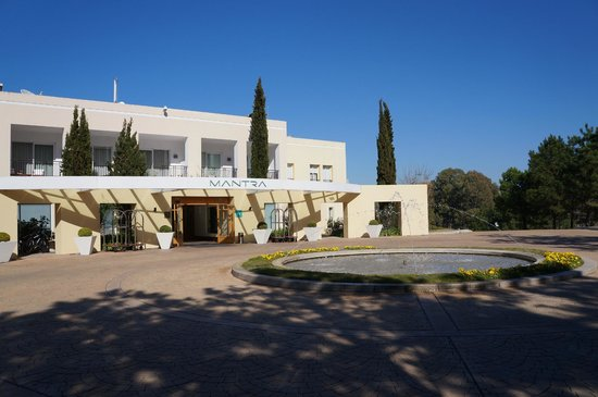 Punta Del Este Resort & Spa: Frente do hotel