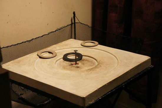 The Clarence Inn: Do try to play Quoits - great fun (if a bit frustrating!)