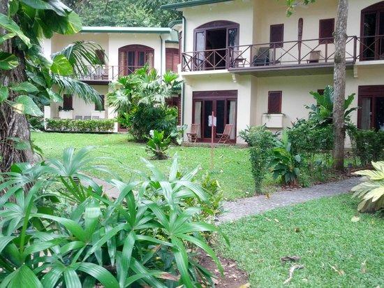 Hotel Club del Mar: hotel grounds