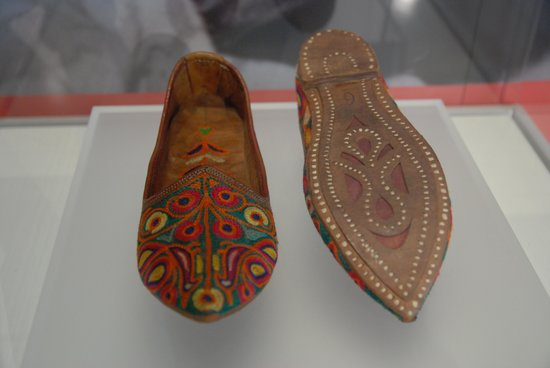 Bata Shoe Museum: Quality craftsmanship from top to bottom/under