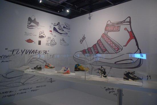 Bata Shoe Museum: Sneaker Exhibit