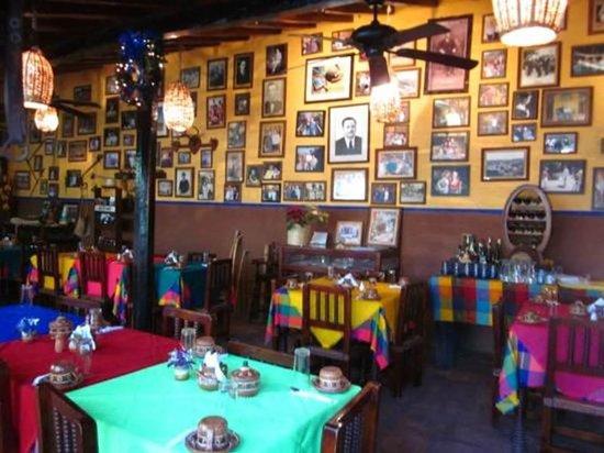 restaurante el meson de los laureanos: El sabor de un pequeño pueblo de México