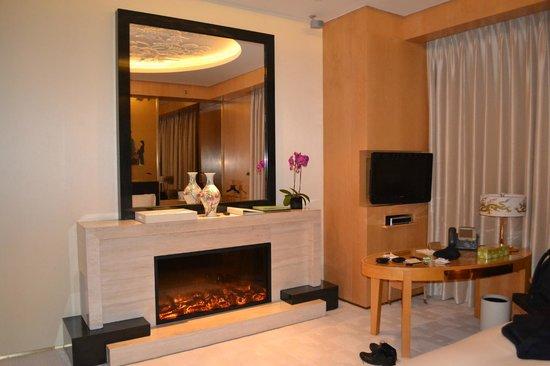 Pangu 7 Star Hotel Beijing: Otra vista de la habitación