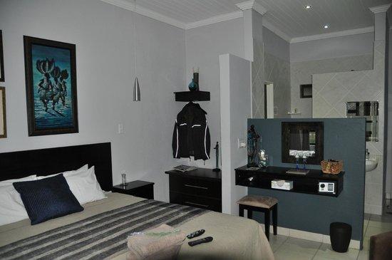 Turaco Lodge: estupenda y comoda habitacion