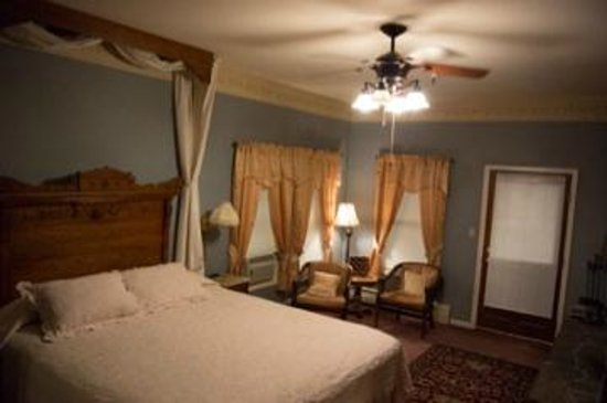 Gold Hill Hotel room #6