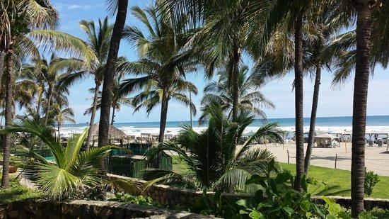 Hotel Princess Mundo Imperial: Que bella vista