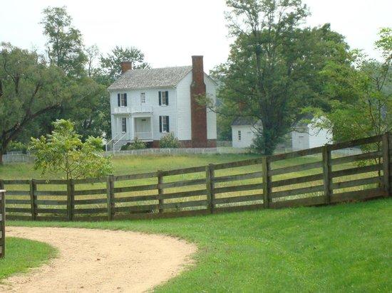 Appomattox Court House National Historical Park: Isbell House