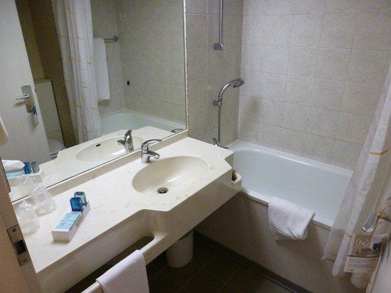 Novotel Brescia 2: salle de bains