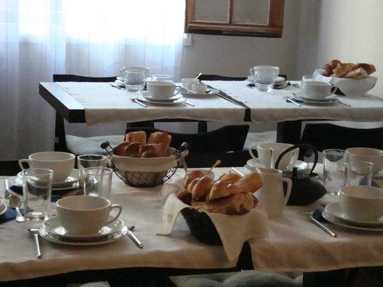 Le Bibion : Delicious breakfast