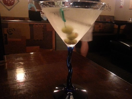Pomodoro Italian Kitchen : 'House' Martini