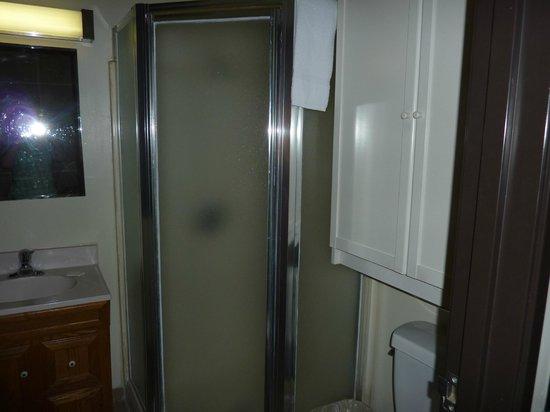 Kawada Hotel: Baño