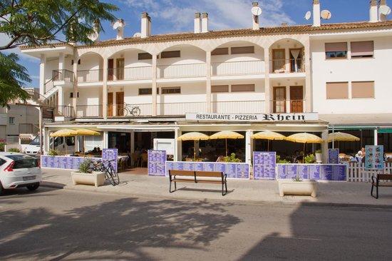 Rhein Restaurant: Restaurante Rhein